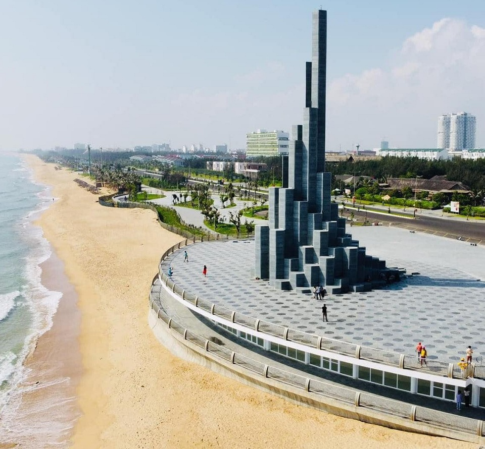 Tháp Nghinh Phong tại Phú Yên
